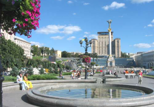 Maidan in Ukraine