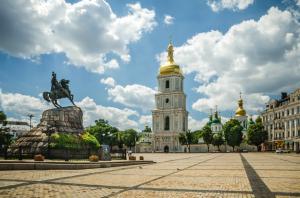 Kiev center