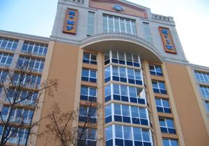 KIU studying campus