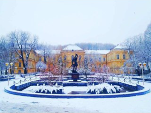 LNMU in winter