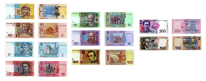 local currency of Ukraine